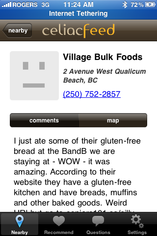 Results for Village Bulk Foods in Qualicum Beach