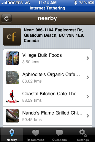 Celiac Feed Search Results in Qualicum Beach