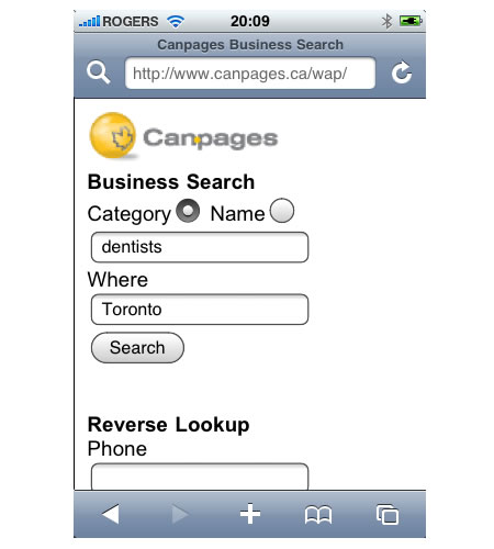 iphone_canpages_dentists_search.jpg