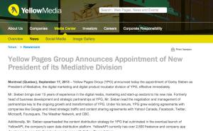 Darby Sieben Appointed President of Mediative